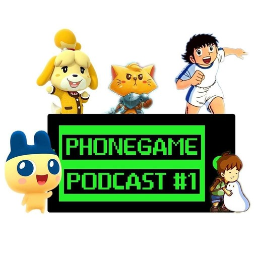 PhoneGame - #Podcast 100% MobileGaming
